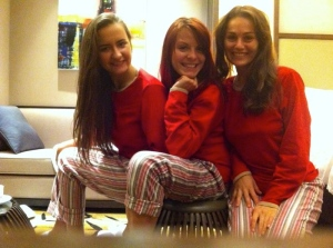 Crew Pyjama Tea Partea